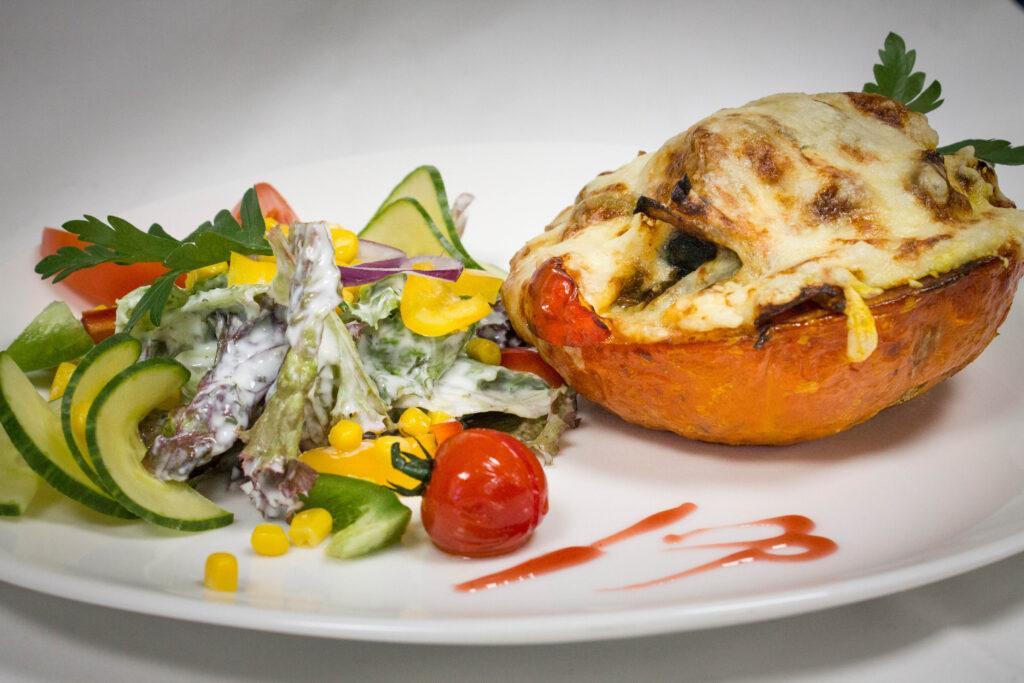 Restaurant Grillkartoffel